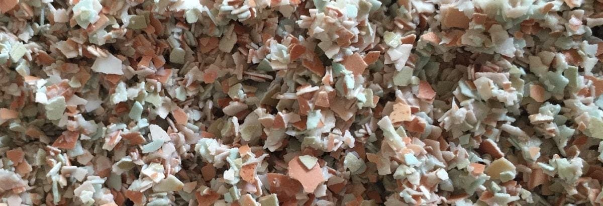 Crushed Eggshells